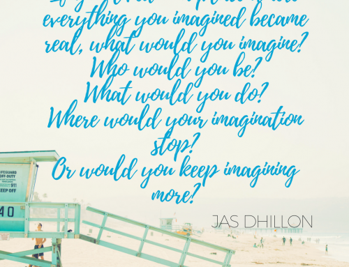 Imagination – Manifestation – Gratitude